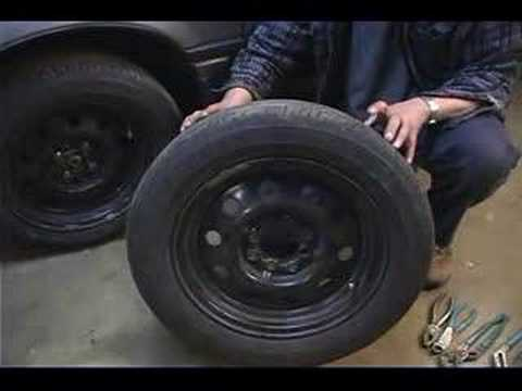 0 How to Install Tire Chains : Fitting Tire Chains