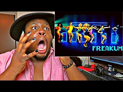 BEYONCE- FREAKUM DRESS (RE-REACTION)