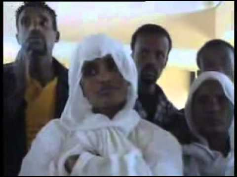 An Ethiopian Women claims to be Virgin Marry Speaks - Part 1