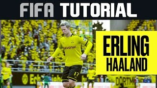 How to Use Erling Haaland on FIFA 20 | Career Mode, FUT and Multiplayer