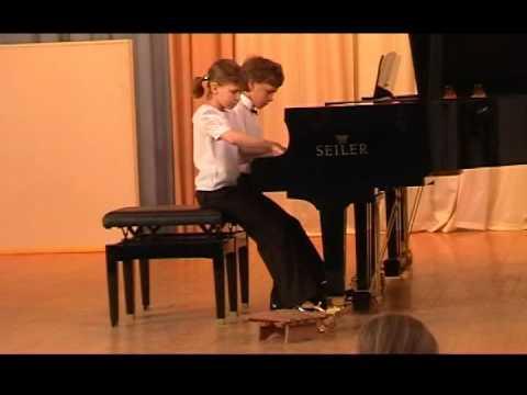 Григ Эдвард - Норвежский танец №1 (ре минор), op.35
