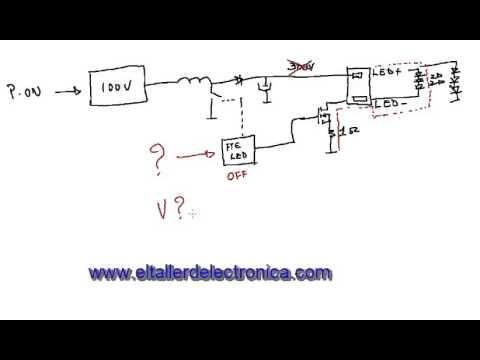 Cómo reparar falla en tv LED