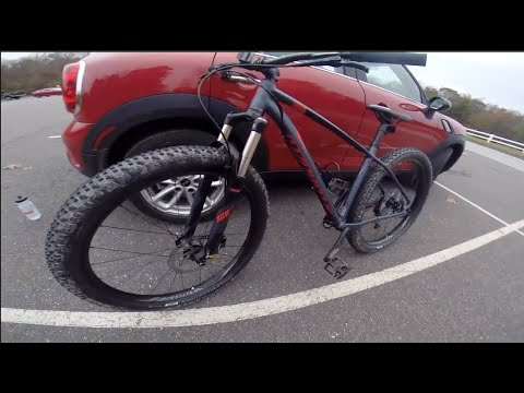Specialized Fuse 6 Fattie and Tanglewood Park Review
