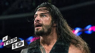 One-man wrecking crews: WWE Top 10, June 8, 2019