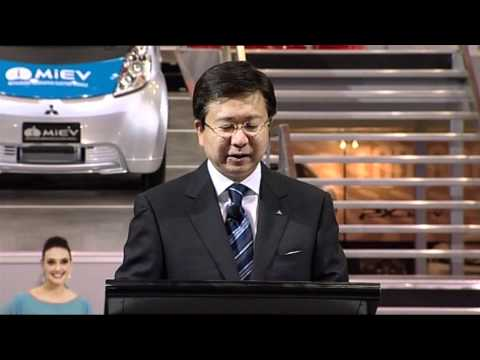 Australian International Motor Show 2010 - i-MiEV Sport Reveal