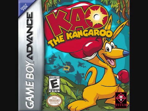 *Kao The Kangaroo (GBA) OST + {DOWNLOAD}*