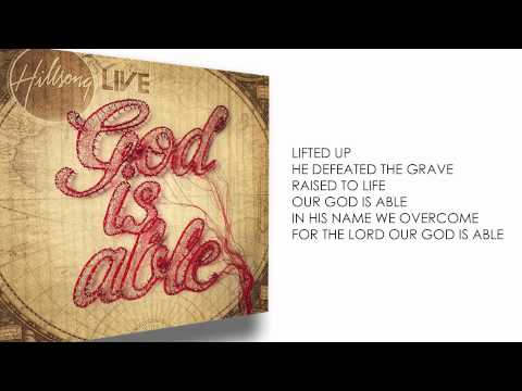 God Is Able [Song Slide]