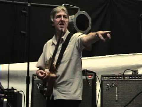 Allan Holdsworth Sound Check New Jersey 2005