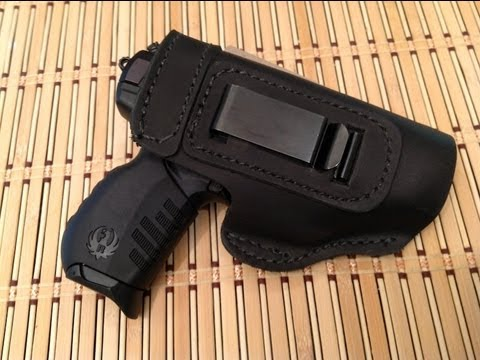 Pro Carry LT Ruger SR22 Holster Review