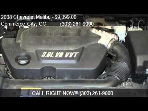 2008 Chevrolet Malibu LTZ 4dr Sedan for sale in Commerce Cit