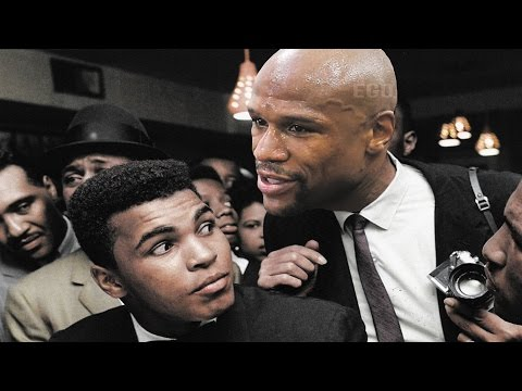 FLOYD MAYWEATHER JR. MESSAGE 2 MUHAMMAD ALI DEATH |TBE TRIBUTE TO GREATEST