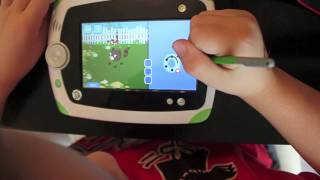 LeapFrog LeapPad Explorer Tablet - Walkthrough Video Review - The Toy Spy