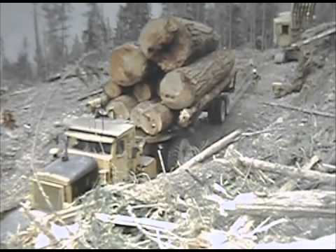 Old Logging footage, Part II