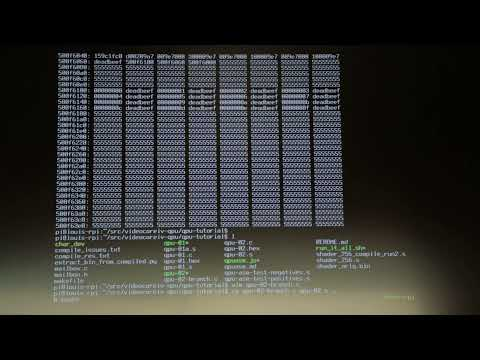 Hacking the Raspberry Pi's VideoCore IV GPU - Louis Howe