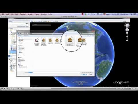 Como abrir Archivos GPX en google earth