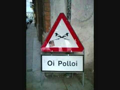 Oi Polloi - Anarcho Pie