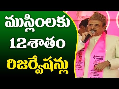 Dy CM Mahmood Ali Participates In Election Campaign | Early Elections | KTR |  | Great Telangana TV