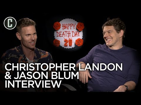 Jason Blum & Christopher Landon Happy Death Day 2U Interview