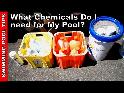 Chemicals For Pools Videolike