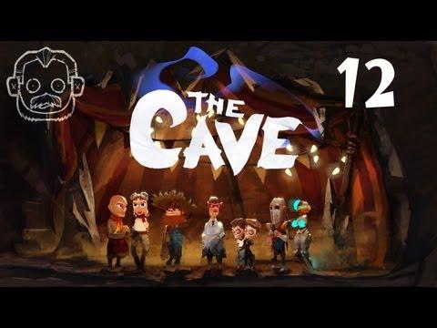 The Cave Deutsch Patch