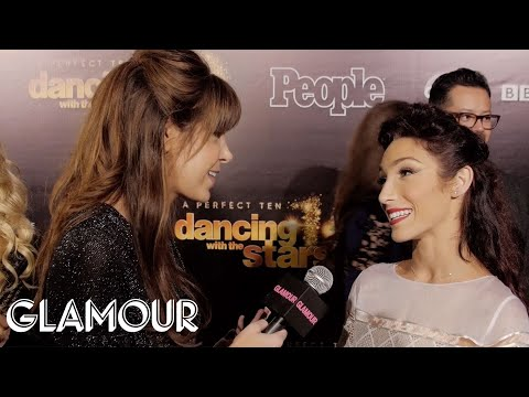 Behind the Scenes at the Dancing With the Stars 10th Anniversary Party - Glamour