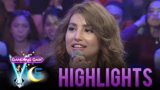 """GGV: Nathalie talks about her love scene with Xian in """"Sin Island"""""""