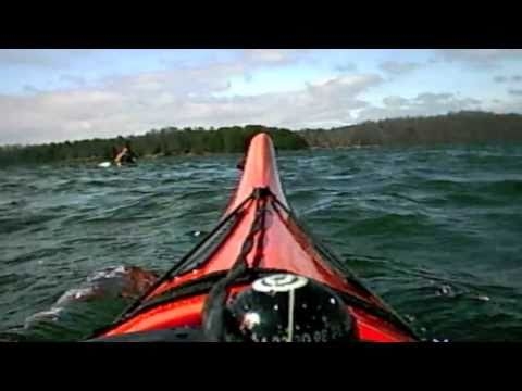 Sea Kayaking Lake Lanier