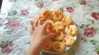 Соленые кексы, омлет в духовке, омлет в формочках. Что приготовить из остатков обеда