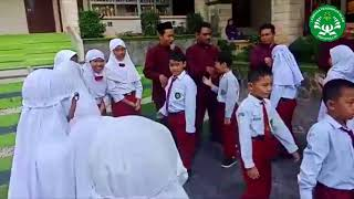 First day School in Hidayatullah Primary  School