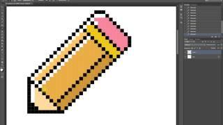 Как сделать в пиксельном стиле