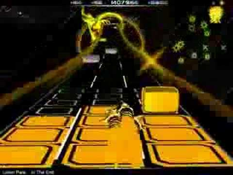 Audiosurf Linkin Park - In The End