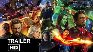 Avengers Infinity War 2 (Trailer 2019)
