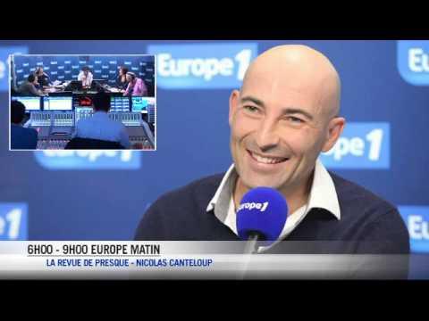 Nicolas Canteloup - Le départ du virevoltant Jean-Marc Ayrault