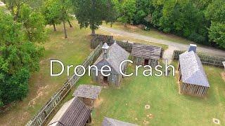 Dji Phantom 3 Drone Crash!