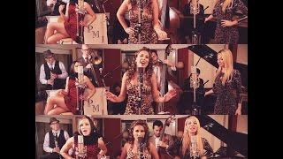 Haley Reinhart Casey Abrams Postmodern Jukebox 34 All About That Bass 34 A The O2