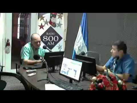 RADIO 800 NICARAGUA TERRENO DE JUEGO