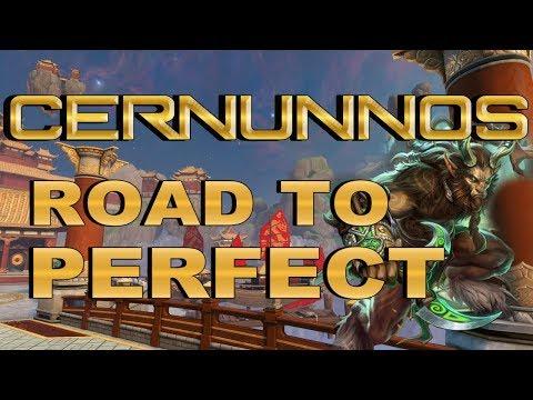 SMITE! Cernunnos, Los ADC lo petan! Road to Perfect #6