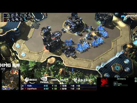TvT Flash vs Taeja -g1- Overgrowth - Starcraft 2 HD