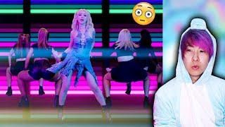 Reacting To My Girlfriend's New Music Video! Deja Vu! Wengie