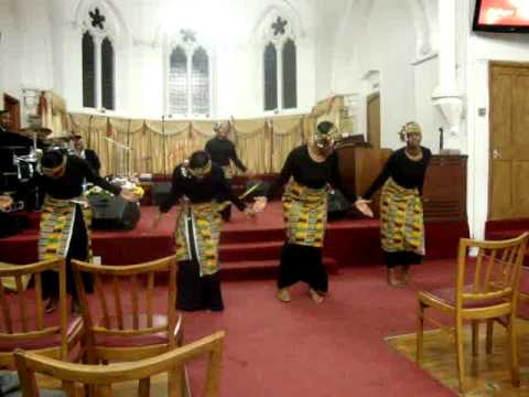 My God Is Good Oh-praise Dance ( Refuge Temple Uk ) video