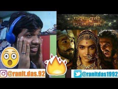 download lagu Padmavati  Trailerranveer Singh,shahid Kapoor,deepika Padukonereaction & Reviewepic gratis