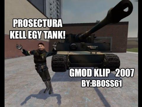 Prosectura - Kell Egy Tank
