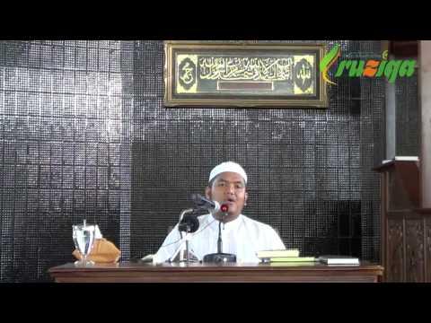 Ust. Abu Yaman Membongkar Akar Kesyirikan Sesi III Bag I