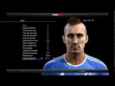 PES 2012 RAUL MEIRELES NEW FACE