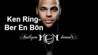 Ken Ring- Ber En Bön
