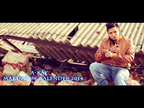 A-Kay | Making Of Calendar 2014 | Speed Records