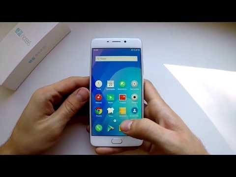 Meizu M6 Note Распаковка , тест камеры , первый взгляд.