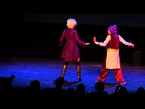 Animecon 2011: Kuroshitsuji / Black Butler (winning cosplay act) [HD]
