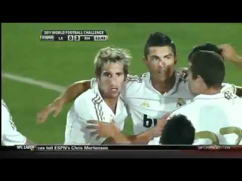 L.A Galaxy Vs Real Madrid 1-4 All Goals & Match Highlights