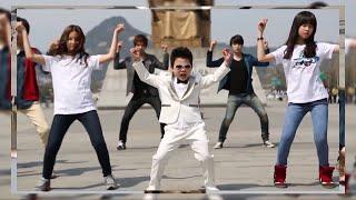 "download lagu Psy - ""gentleman"" Parody By Little Psy Hwang Min gratis"